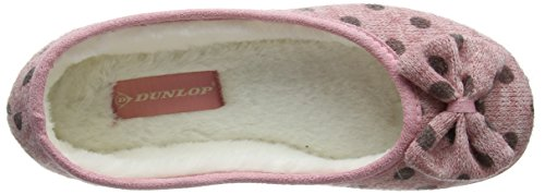 Dunlop Womenss Angeline Low Pink (candy)