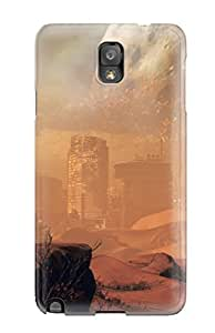 Hot 9354372K62731088 Galaxy Case - Tpu Case Protective For Galaxy Note 3- Destiny