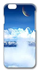 Best iPhone 6 Cases, Winter Falls PC Hard Case Cover for Apple iPhone 6 (4.7 INCH) - 3D Design iPhone 6 Case
