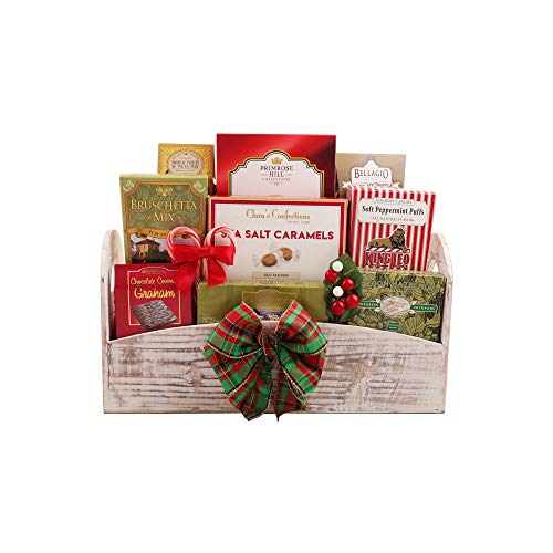 An item of Holly Jolly Holiday Gift Basket - Discount on bulk