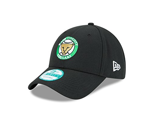 New Era Dragon (Minor League Baseball Kane County Cougars Home 9FORTY Adjustable Cap, One Size,)