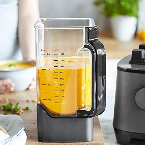 Batidora de vaso HANNO, licuadora para verduras y frutas, Vaso de ...