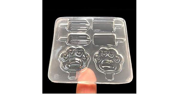 Amazon com: 1 piece 1pcs UV Resin Jewelry Liquid Silicone Mold