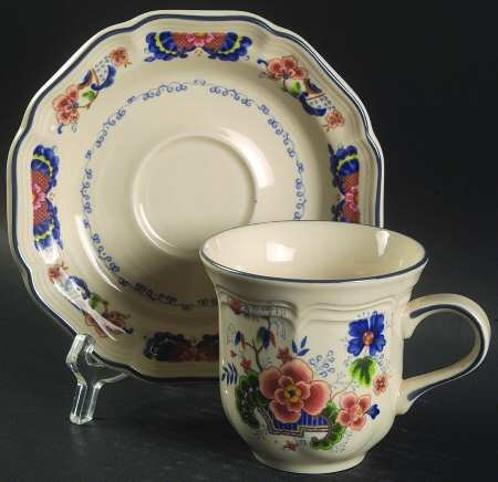 - Mikasa Heritage Antiquities CUP and SAUCER