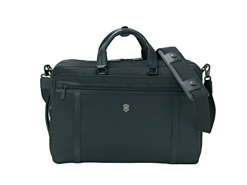 (Victorinox Werks Professional 2.0 2-Way Carry Laptop Bag, Black, One)