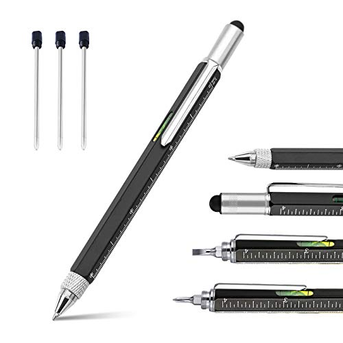 Unique Gifts for men, Christmas gifts for dad or mum, Multi tool pen Funny gifts Office supplies for Teacher gifts for…