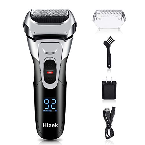 Electric Hizek Cordless Charging Waterproof