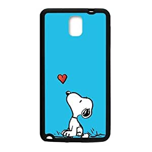 taoyix diy Lovely snoopy Cell Phone Case for Samsung Galaxy Note3