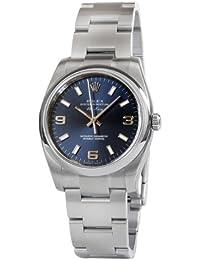 Airking Blue Arabic Dial Domed Bezel Mens Watch 114200BLASO [Watch] Rolex