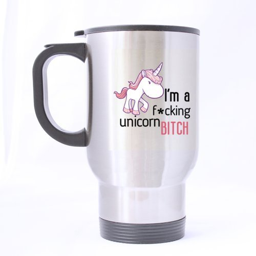 I'm a Unicorn - Funny Travel Mug