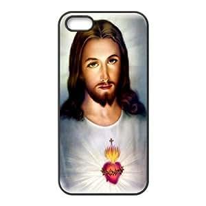 Yo-Lin case FXYL257984Love jesus christ protective case For Apple Iphone 5 5S Cases