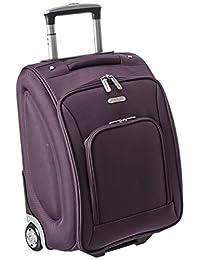 Travelon 18-Inch Wheeled Underseat Bag, One Size, Purple