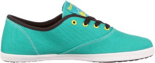 Blau Totally J85 W Reebok Donna HERITAGE ULTRALITE Sneaker Teal Blu Black R00gOY