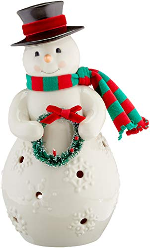 Lenox Merry Light Lit Snowman