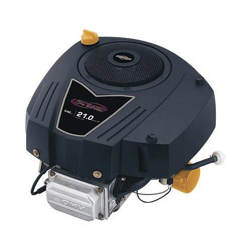 Briggs & Stratton 33R877-0003-G1 540cc 19 Gross HP Intek Vertical OHV Engine with 1-Inch Diameter by 3-5/32-Inch Length Crankshaft Tapped 7/16-20-Inch For Sale