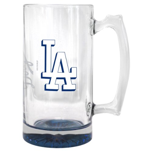 MLB Los Angeles Dodgers Elite Tankard, 25-ounce