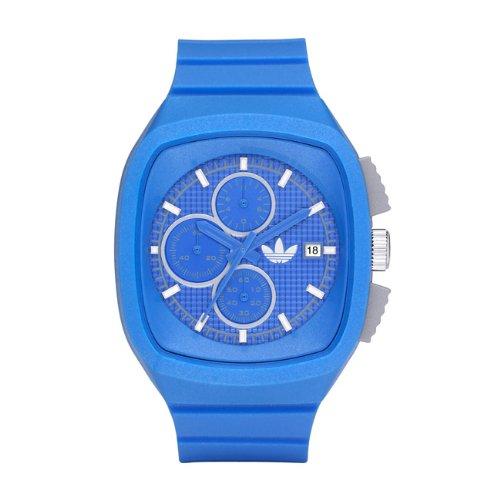 Adidas Toronto Chronograph Polyurethane Strap Blue Dial Unisex Watch ADH2112