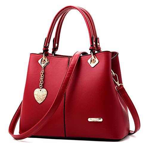 Red Nouveau Bandoulière Gqfgyyl À Femme Sac Mode Pwq67