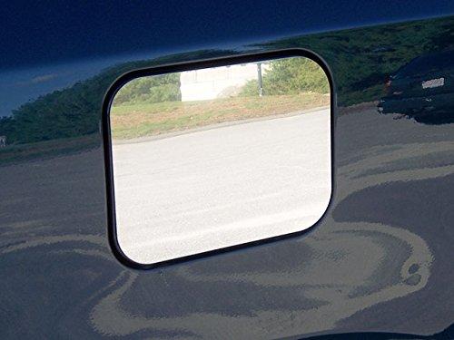 Accent Door Fuel - QAA FITS SIENNA 2011-2019 TOYOTA (1 Pc: Stainless Steel Fuel/Gas Door Cover Accent Trim, 4-door) GC11150