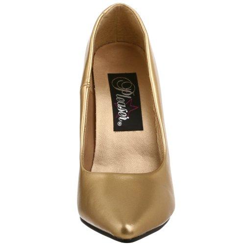 col Pleaser Scarpe Seduce Oro Tacco 420 Donna t6qSxa6Bwn
