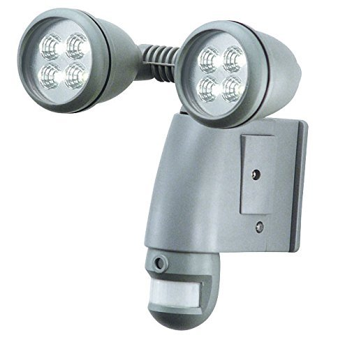 SmartGuard Motion Sensor Twin 4 pc LED Lights with Built-in Camera, 4g Sd Card Included