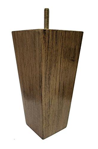 Oak Set Ottoman - 6