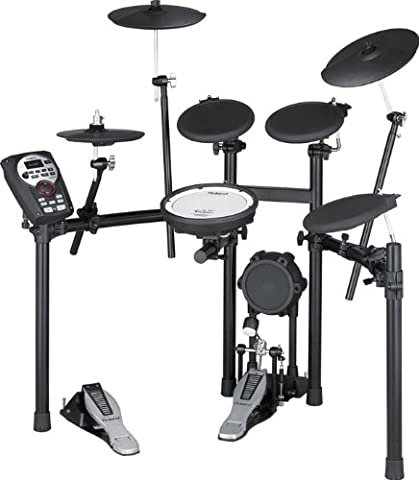 Roland TD-11K-S V-Compact Series Electronic Drum Set (Roland Electronic V Drums)