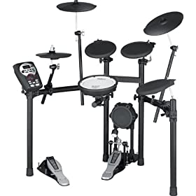 Roland TD-11K-S V-Compact Series Electronic Drum Set 23