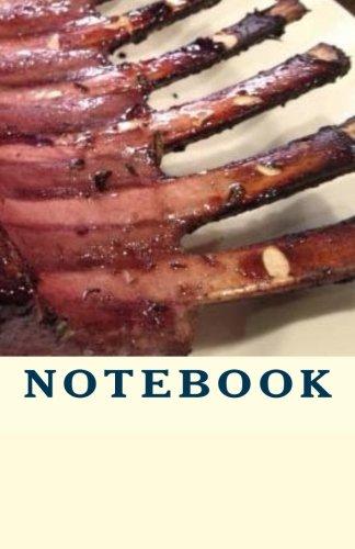 NOTEBOOK - Lamb Ribs