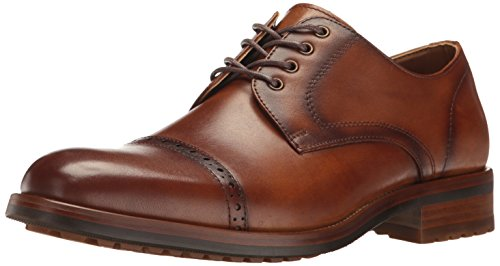 Aldo Men's Umerille Oxford, Cognac, 10.5 D US (Winter Oxfords)