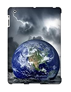 Hot Fashion NEDfbgk6552wtnfL Design Case Cover For Ipad 2/3/4 Protective Case (earth In Water )
