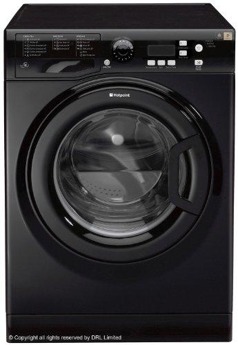 The Hotpoint WMXTF 742K UK Freestanding Washing Machine is a high-tech