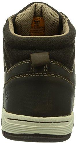 Dockers 350550-007010 - Zapatillas de estar por casa Hombre Chocolate 010