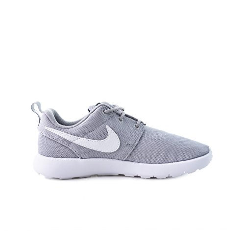 Nike - Roshe One PS - 749427033 - Farbe: Grau-Weiß - Größe: 32.0