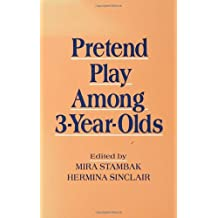 Pretend Play Among 3-year-olds