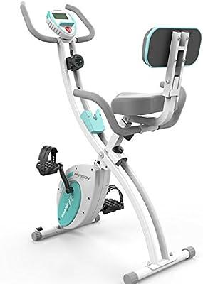 A-SSJ Bicicletas Estáticas y de Spinning Bicicleta Interior ...