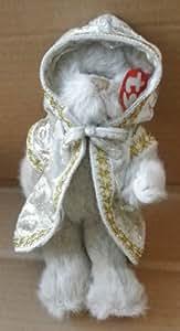 TY Attic Treasures Gwyndolyn the Teddy Bear Stuffed Animal Plush Toy - 8 inches tall