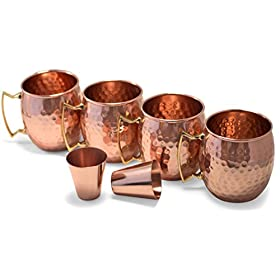 Owl Creek 100% Copper Mugs