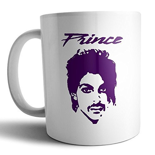 Prince Coffee Mug Gift. High quality, does not peel or crack