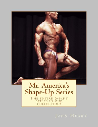 mr america shape up series - 1