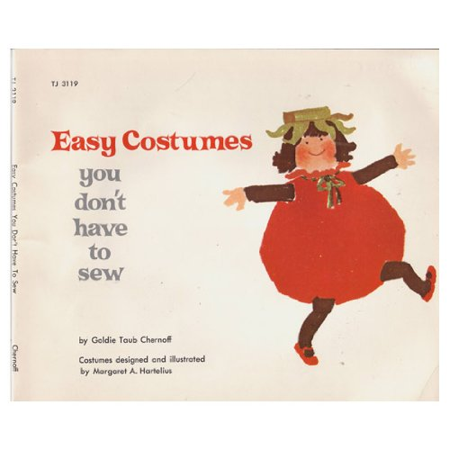 Easy Costumes You Don't Have to (Easy Costumes)