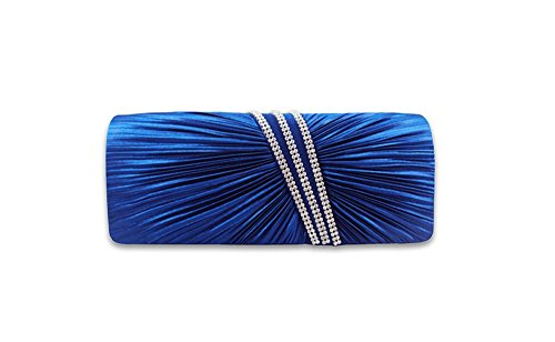 bag Shoulder Lady's Handbag Blue Bag 010 evening Clutch XPGG gift Party Bags Good wpqnIRzBR