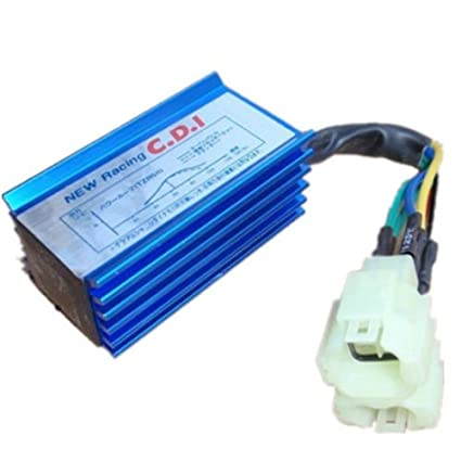 Amazon.com: 6 Pins CDI Box AC Ignition For Honda 150cc-250cc ... on
