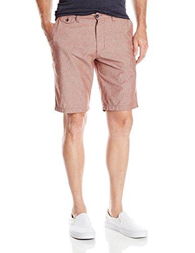 Quiksilver Men's Speck 20 Walk Shorts, Baked Clay, 36