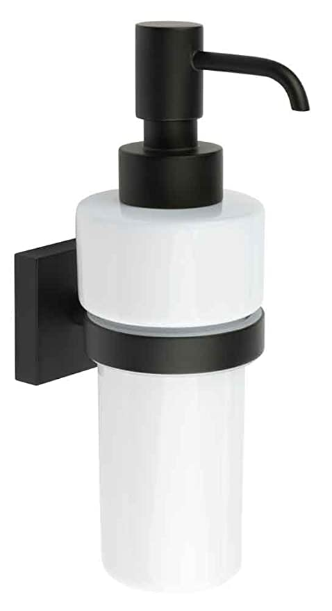 Amazoncom Smedbo House Bathroom Wall Mount Soap Dispenser Pump And