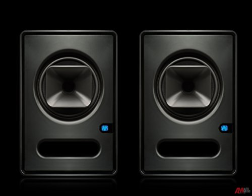 PreSonus Sceptre 2X S6 Two-Way CoActual Studio Monitor with DSP Temporal Equalization, Each