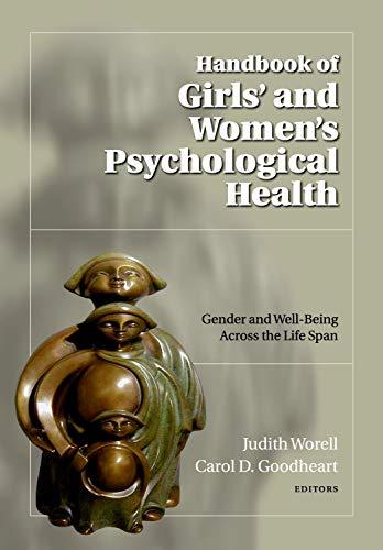 Handbook of Girls' and Women's Psychological Health...
