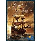カルカソンヌ 新大陸(New World: a Carcassonne game)(英語版)[並行輸入品]