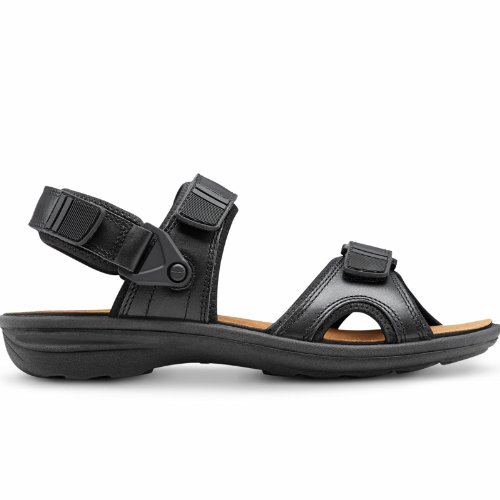 comforter amazon therapeutic medium dp a diabetic s women com b depth dr leather sandals sandal comfort breeze extra black