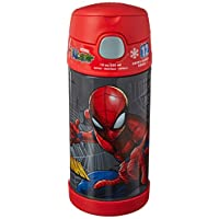 Termo Funtainer botella de 12 onzas, Spiderman